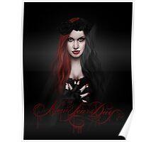 Living dead girl Poster
