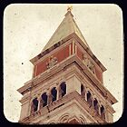 MERCHANT OF VENICE - Campanile di San Marco by moderatefanatic