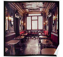 MERCHANT OF VENICE - Florian Tea Room Poster