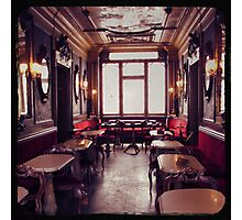 MERCHANT OF VENICE - Florian Tea Room Photographic Print