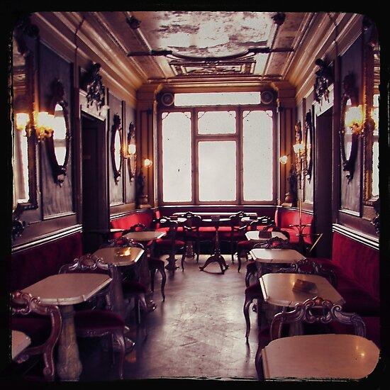 MERCHANT OF VENICE - Florian Tea Room by Vanessa Sam