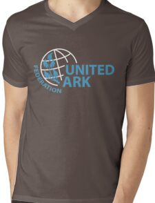 United Ark Federation Mens V-Neck T-Shirt