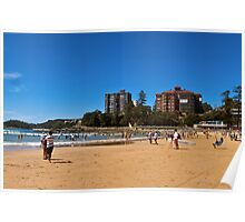 Manly Beach ~ No 1 Poster