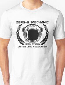 Zero-G Mechanic Unisex T-Shirt