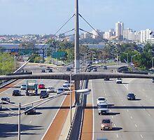 Perth City Highway by lezvee