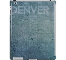 Denver iPad Case/Skin
