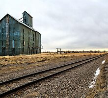 Lonesome Road by Jon Burch