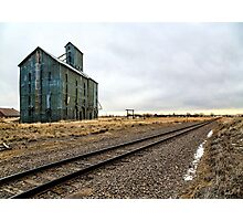 Lonesome Road Photographic Print