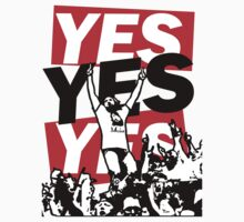 The Yes Movement [White] by ThatGuyScout