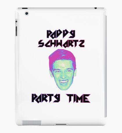 Paddy Schwartz, Party Timez? iPad Case/Skin