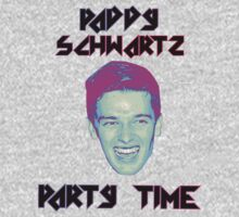 Paddy Schwartz, Party Timez? by cragnoters