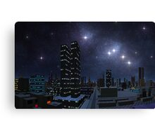 Starshine Canvas Print