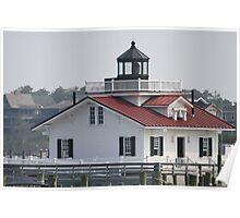 Roanoke Island Lighthouse Poster