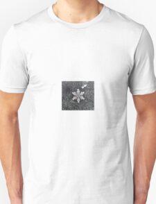 Snowflake#3 Unisex T-Shirt