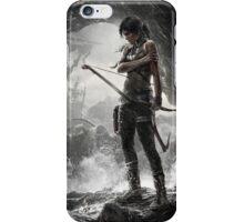 Tomb Raider - Lara Croft iPhone Case/Skin
