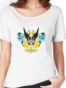 Rorschach Wolverine Women's Relaxed Fit T-Shirt