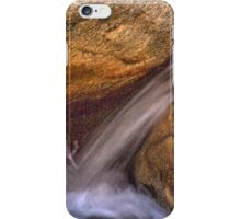 Indian Canyons 11: Andreas Canyon Waterfall iPhone Case/Skin