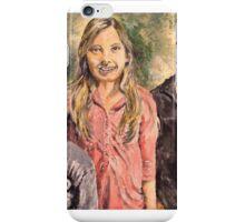 Happy Siblings iPhone Case/Skin