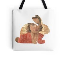 Anya Loves Money And Fears Bunnies Tote Bag