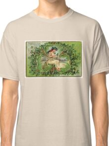 Some of Moo's Favorite Vintage Postcards Classic T-Shirt