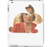 Anya Loves Money And Fears Bunnies iPad Case/Skin