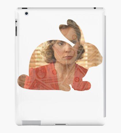 Anya Loves Money And Fears Bunnies iPad Case/Skin