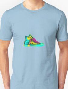 Pop Art V (Sneaker Head) Unisex T-Shirt