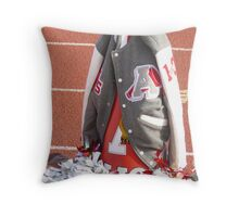 School Spirit Throw Pillow