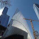 One World Trade Center, 4 World Trade Center, World Trade Center Transit Hub, Lower Manhattan, New York City by lenspiro