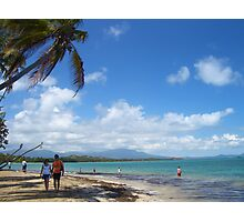 Humacao Beach Photographic Print