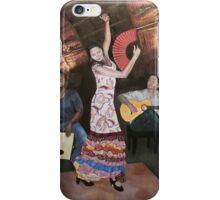 Sueños de Flamenco iPhone Case/Skin