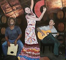 Sueños de Flamenco by zoenathan