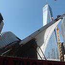 World Trade Center Transit Hub, Santiago Calatrava, Architect, One World Trade Center, Lower Manhattan, New York City by lenspiro