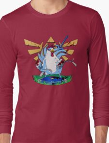 True Hero of Hyrule  Long Sleeve T-Shirt