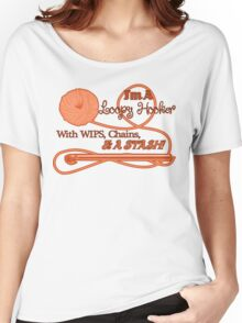 Crochet Puns and Innuendos Women's Relaxed Fit T-Shirt