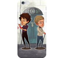 Shy: Cutesy 221b iPhone Case/Skin