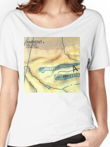 Brian Eno - Ambient 4 On Land Women's Relaxed Fit T-Shirt