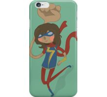 Ms Marvel iPhone Case/Skin