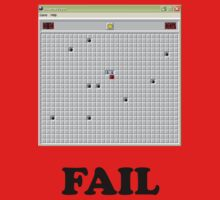 Minesweeper fail by Joeltee