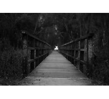 Dont judge my path if you haven't walked my journey. Photographic Print