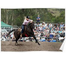 Picton Rodeo BR2 Poster