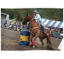 Picton Rodeo BR3 Poster