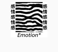 Emotional Zebra Unisex T-Shirt