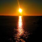 Winter Sea Light by Honor Kyne