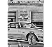 New life to old Muscle iPad Case/Skin
