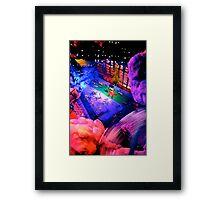 Macy's christmas Framed Print