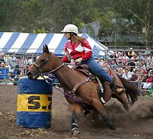 Picton Rodeo BR6 by Sharon Robertson