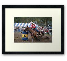 Picton Rodeo BR6 Framed Print