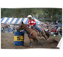 Picton Rodeo BR6 Poster