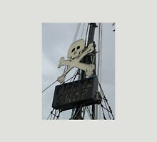 PIRATE SHIP - PENZANCE - CORNWALL Unisex T-Shirt